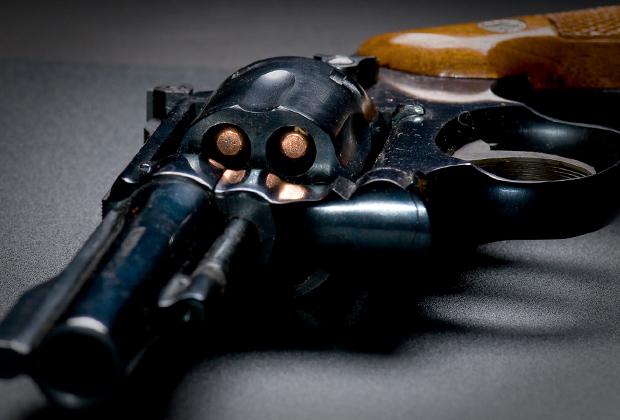 Револьвер 38-го калибра