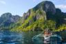 Все туристы приезжают на Палаван ради Эль-Нидо — природного заповедника, расположенного на острове с красивейшими бухтами, величественными скалами и чистой бирюзовой водой.