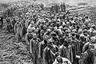 Тогда в плен попало до полумиллиона красноармейцев, в том числе и делопроизводитель 596-го корпусного артиллерийского полка 19-й армии Западного фронта Александр Печерский.