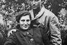 После освобождения Белоруссии Красной Армией Александр Печерский как бывший военнопленный и офицер попал в штурмовой батальон и был тяжело ранен. В госпитале он познакомился с будущей женой Ольгой Котовой.