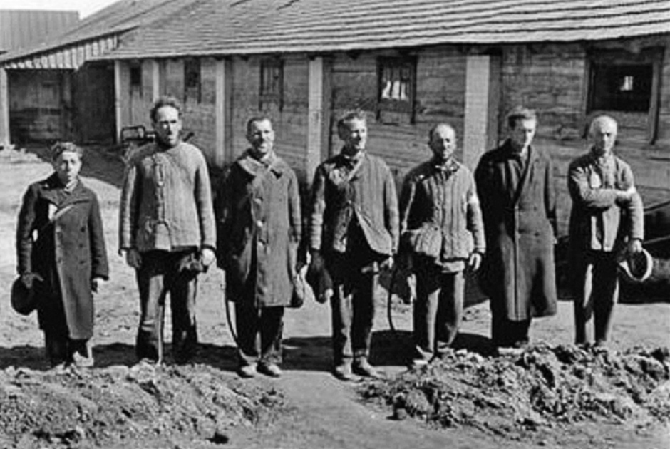 Евреи-военнопленные, не прошедшие селекцию