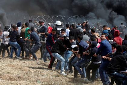 Израиль ударил с воздуха по позициям ХАМАС