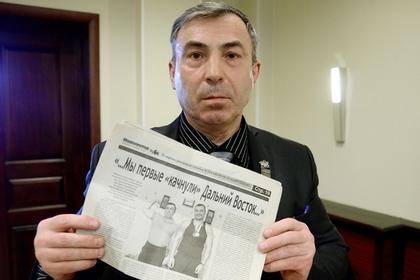 Отец Андрея Драчева