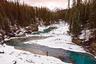 На улице почти май, а в национальном парке Йохо в Канаде по-прежнему лежит снег. Американку Тиффани Нгуен, сделавшую снимок, это не печалит. По ее словам, хорошо, когда любимое место выглядит прекрасно в любое время года.
