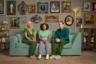 Этот яркий семейный портрет занял первое место в категории одиночных снимков.