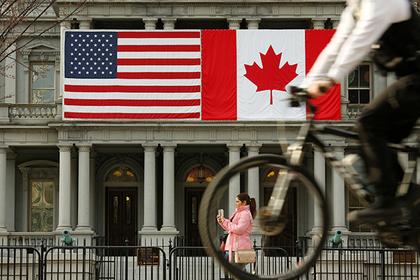 «Просим согласиться»: США грозятЕС иКанаде жесткими пошлинами