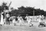 1911, Боб-Ло Айленд, Мичиган. Женские спортивные соревнования.