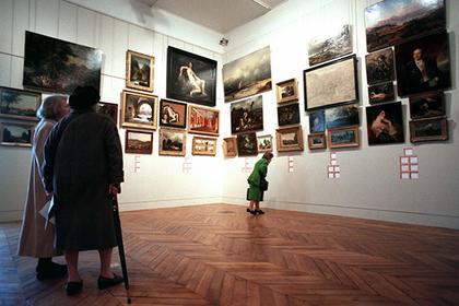 Половина картин в музее французского художника оказались подделками