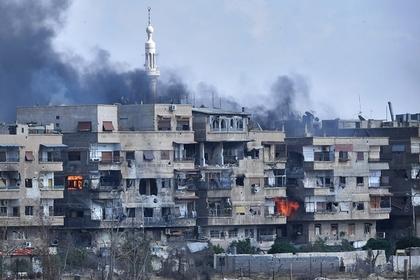 Боевики уйдут сюга Дамаска вобмен наэвакуацию жителей двух городов