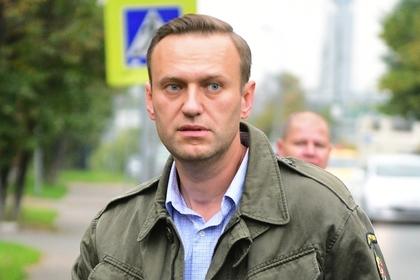 Прокуратура предупредила Навального о последствиях митинга на Тверской