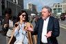На митинг пришел даже недавний кандидат в президенты России Григорий Явлинский (в марте этого года он собрал чуть более 1процента голосов и стал 5-м участником предвыборной гонки).