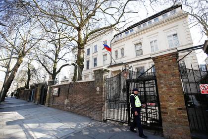 Российское посольство объяснило отказ от встречи с британской стороной