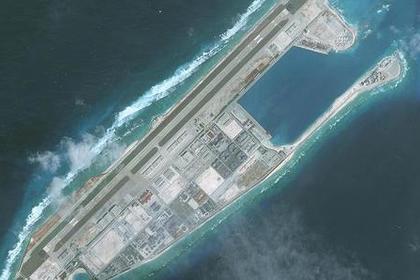 Китай тайно разместил ракетные комплексы на спорных островах