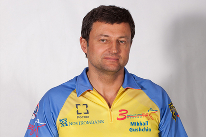 Михаил Гущин