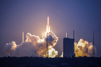 Китай анонсировал многоразовую ракету на советском двигателе
