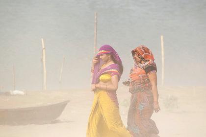 Песчаная буря в Индии убила более 80 человек