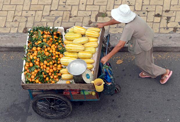 Вьетнамский торговец