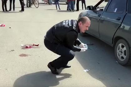 ВНовгородском районе в стрельбе ранили водителя такси