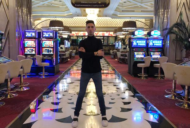 официальный сайт работа охранником в казино