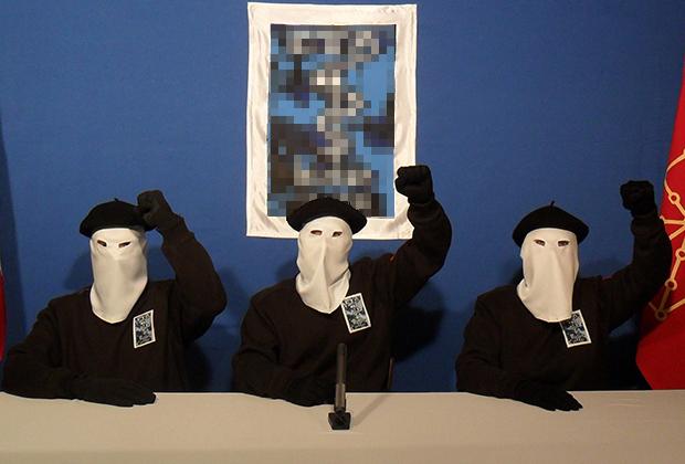 Видеообращение бойцов ETA