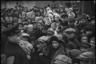 Товарищ М. ведет беседу с молодежью. Ленинград, 1940.