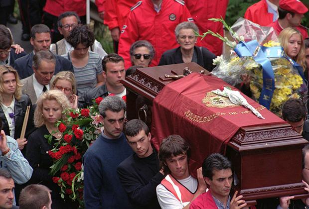 Похороны Бланко
