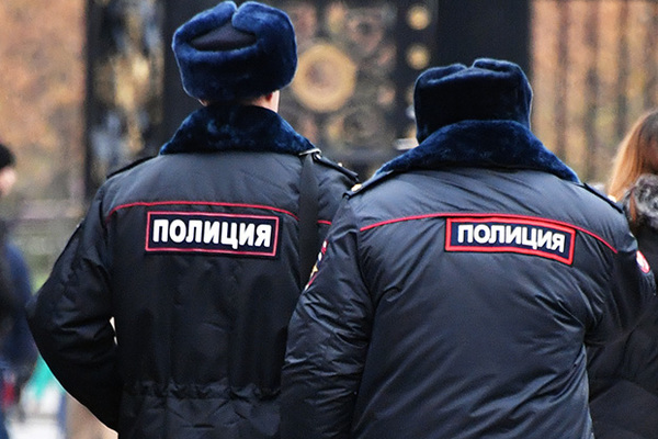Police of St  Petersburg will judge journalists for news