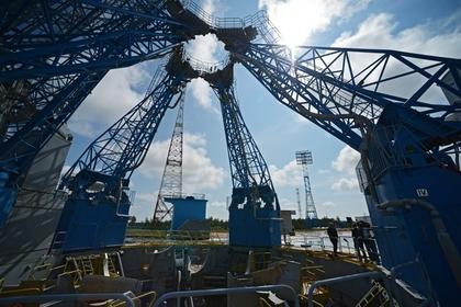 Поделу космодрома «Восточный» продолжают сажать