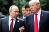 Владимир Путин и Дональд Трамп