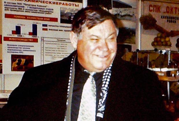 Борис Москвич