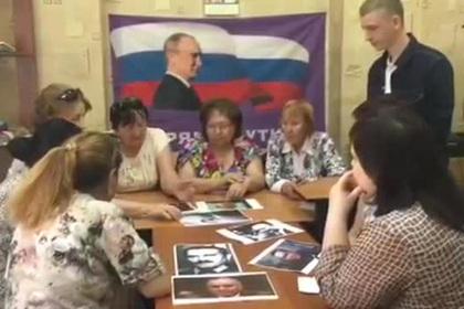 Бабушки из «отряда Путина» нашли ген предательства у Дурова