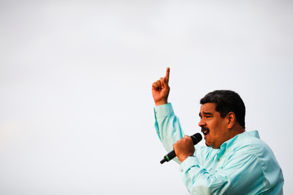 Президента Венесуэлы изобразили на избирательном бюллетене 10 раз
