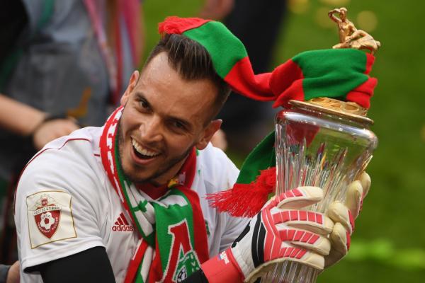 «Локомотив» стал чемпионом Российской Федерации  пофутболу впервый раз  за14 лет
