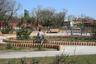 Парк Хусейна бен Талала — первый объект в Грозном, который предложили благоустроить КБ «Стрелка». Парк находился в запустении и использовался как проходная территория. Вся инфраструктура была утрачена.