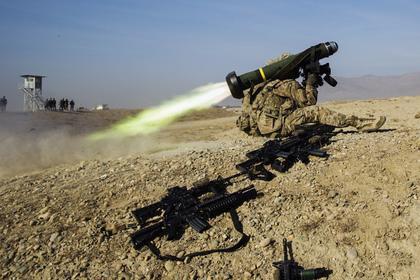 США запретили Украине использовать подаренные Javelin в Донбассе