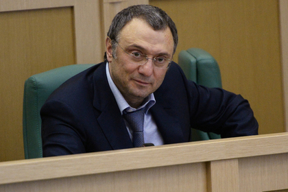 Сенатор Керимов отпросился у французов в Москву и попал в больницу