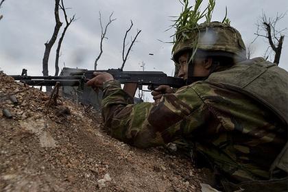 ВМинобороны озвучили потери завремя конфликта наДонбассе