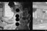 Жена и дети издольщика. Снимок Артура Ротштейна.