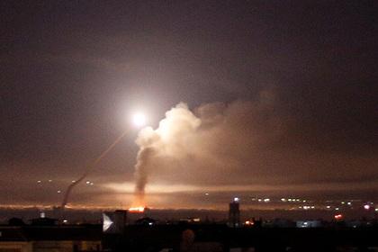 Удар Израиля по Сирии убил людей
