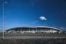 В Самаре в дополнение к терминалу 1970-х аэропорта Курумоч (примеру так называемого советского космического модернизма) появилось совершенно новое здание, также построенное в космическом и немного ретро-футуристичном стиле. Терминал возвели всего за полтора года и открыли в начале 2015-го.