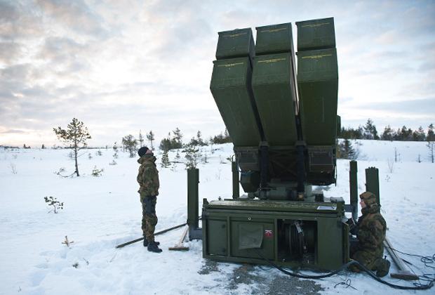 Зенитно-ракетный комплекс NASAMS
