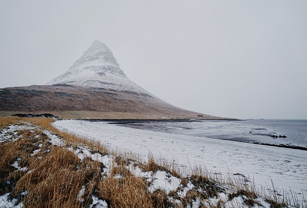 Та самая гора из «Игры престолов» — Киркьюфетль — считается самой красивой горой Исландии.