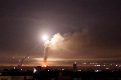 Израильские ракеты убили 11 иранцев