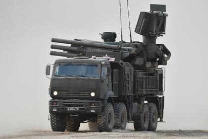 Израиль объяснил уничтожение «Панциря» в Сирии