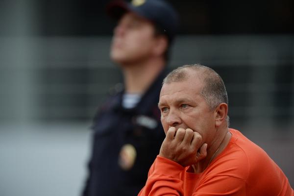 Президент футбольного клуба «Урала» Григорий Иванов