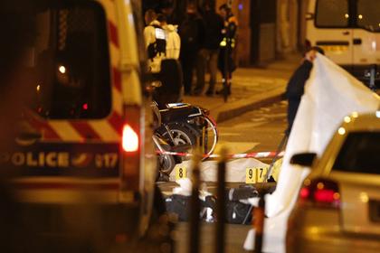 Стали известны подробности о личности парижского террориста-чеченца