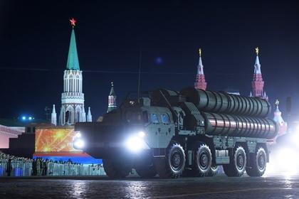 Транспортно-пусковая установка зенитного ракетного комплекса С-400