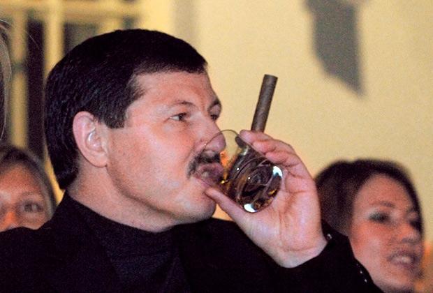 Владимир Барсуков-Кумарин— «ночной губернатор Петербурга»