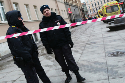 В Москве нашли привязанные друг к другу тела подростков