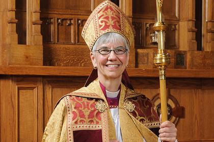 В Канаде женщина впервые в истории станет главой церкви